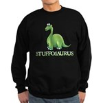 Stuffosaurus Logo Sweatshirt (dark)