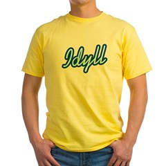 Idyll Yellow T-Shirt