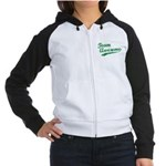 Team Awesome Women's Raglan Hoodie