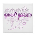 Good Witch Tile Coaster