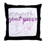 Good Witch Throw Pillow