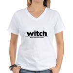 Generic witch Costume Women's V-Neck T-Shirt