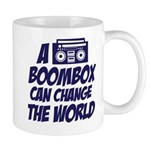 A Boombox Can Change the World Mug
