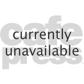 Colorful Retro Liberal Teddy Bear