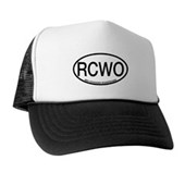RCWO Red-cockaded Woodpecker Trucker Hat