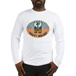Haitian Starburst Long Sleeve T-Shirt
