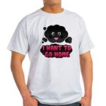 Lost Kawaii Smoke Monster Light T-Shirt