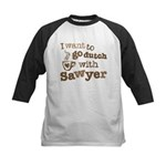 I want to go dutch w/Sawyer Kids Baseball Jersey