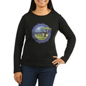 Linnaeus Quote Women's Long Sleeve Dark T-Shirt