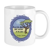 Linnaeus Quote Mug