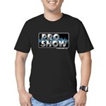 ProShow Logo Men's Fitted T-Shirt (dark)