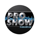 "ProShow Logo 3.5"" Button (100 pack)"
