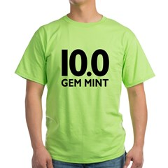 10.0 Gem Mint Green T-Shirt