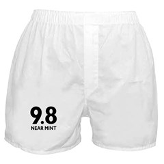 9.8 Near Mint Boxer Shorts