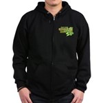 Team Jacob - Austen 51 Zip Hoodie (dark)