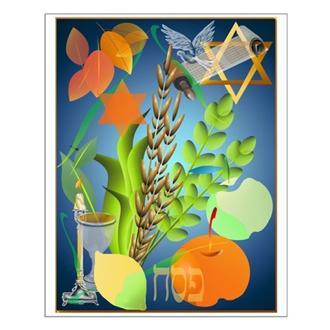 Passover Seder Small Poster