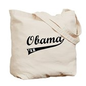 Obama 2012 Swish Tote Bag