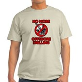 No More Offshore Drilling Light T-Shirt