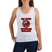 No More Offshore Drilling Women's Tank Top