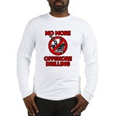 No More Offshore Drilling Long Sleeve T-Shirt