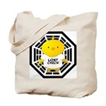 Lost Chick - Dharma Initiative Tote Bag