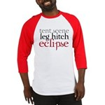 Tent Scene, Leg Hitch, Eclipse Baseball Jersey