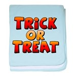 Trick or Treat Infant Blanket