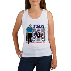 TSA Women's Tank Top