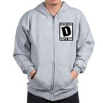 Content Rated D: Dancing With The Stars DWTS Fan Zip Hoodie