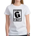 Content Rated G: General Hospital Fan Women's T-Shirt