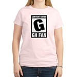 Content Rated G: General Hospital Fan Women's Light T-Shirt