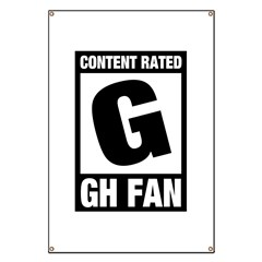 Content Rated G: General Hospital Fan Banner