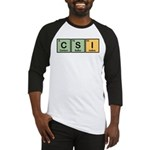 CSI Made of Elements Baseball Jersey