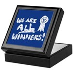 We Are All Winners Keepsake Box