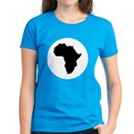 Africa Women's Dark T-Shirt