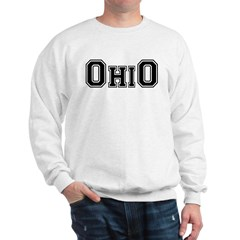 OhiO Boobies Sweatshirt