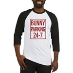 Bunny Parking Baseball Jersey