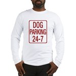 Dog Parking Long Sleeve T-Shirt