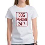 Dog Parking Women's T-Shirt