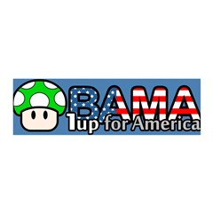 Obama 1up for America 36x11 Wall Decal