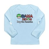 2up for America Long Sleeve Infant T-Shirt