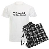 Logical Obama Men's Light Pajamas