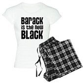 Barack the New Black Women's Light Pajamas
