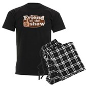 Friend of the Show Men's Dark Pajamas