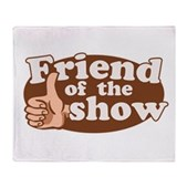 Friend of the Show Stadium Blanket