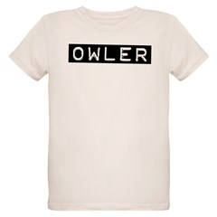 Owler Label Organic Kids T-Shirt