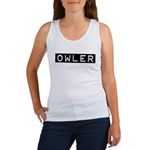 Owler Label Women's Tank Top