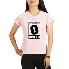 Content Rated Owler Performance Dry T-Shirt