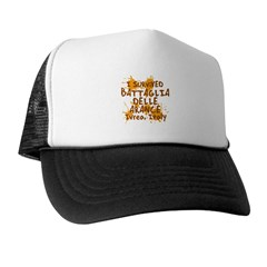 Ivrea Battle Of The Oranges Souvenirs Gifts Tees Trucker Hat