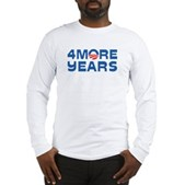 4 More Years Long Sleeve T-Shirt